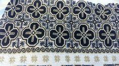 c/o Sanda Luiza Goga Textiles, Quilts, Blanket, Detail, Rugs, Blouse, Home Decor, Fashion, Punto De Cruz