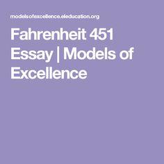 002 Fahrenheit 451 Essay Topics.doc 10th grade reading list