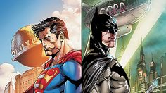 They're doing a Superman/Batman movie... but that's not the big news