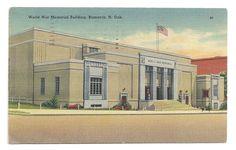 World War Memorial Building Bismarck, North Dakota 1949