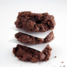 Flourless German Chocolate Cake Cookies