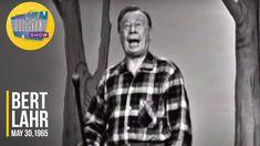 Bert Lahr, The Ed Sullivan Show, Funny Songs, Chopper, Men Casual, Mens Tops, Choppers