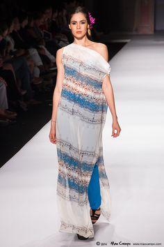Hernán Zajar One Shoulder, Shoulder Dress, Cali, Formal Dresses, Fashion, Beauty, Dresses For Formal, Moda, Formal Gowns