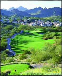 "Lookout Mountain Golf Club - Phoenix, AZ ""Phoenix Open"""