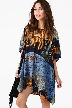 Welcome To The Jungle Caftan