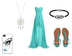 """""""BLUE"""" by crystal-clear-killer ❤ liked on Polyvore featuring Aéropostale and Jewel Exclusive"""
