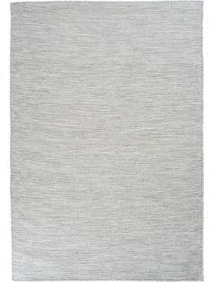 Wollteppich Regatta Grau 200x300 cm