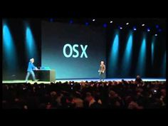 Apple Introduces Mac OS X Maverick at WWDC 2013