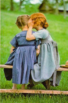 DIY vintage, couture, tricot, loisirs créatifs, années 70: Amish