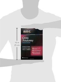 BRS Gross Anatomy (Board Review Series)   Gross anatomy, Anatomy and ...