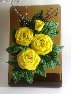 Foro de Manualidades Lydia :: Ver tema - Rosas / Des roses