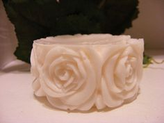 RING AROUND THE ROSES- SHEA BUTTER, COCOA BUTTER, GOAT'S MILK, AND HONEY SOAP.