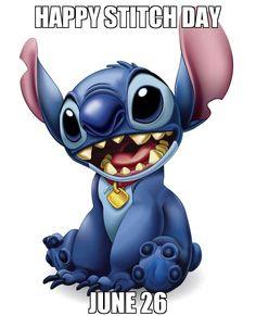 Happy Stitch Day June 26