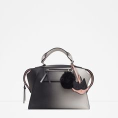 GRADUATED COLOR BOWLING BAG-View all-Bags-WOMAN | ZARA United States
