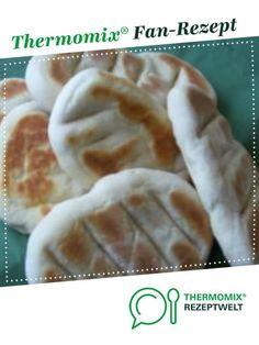 Schnelles Pfannen-Brot (ohne Backofen!) von Emily123. Ein Thermomix ® Rezept aus der Kategorie Brot & Brötchen auf www.rezeptwelt.de, der Thermomix ® Community.