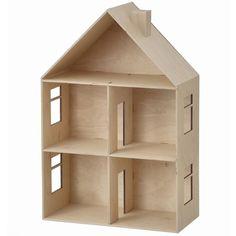 Wnętrza Zewnętrza: Domki dla lalek cz.1