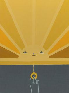 Art Print - Sun Shade