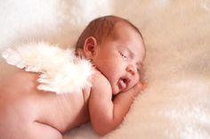 Asa de anjo newborn