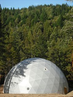 """Awesome """"greenhouse architecture project"""" detail is offered on our web pages. Check it out and you will not be sorry you did. Geodesic Dome Greenhouse, Home Greenhouse, Renewable Energy Projects, Glass Structure, Aquaponics Diy, Dome House, Dome Tent, Urban Farming, Garden Structures"""