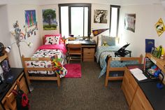 Purdue University Dorm Room West Lafayette Indiana Meredith Hall Had To Pin This Since It