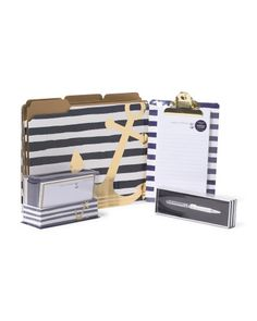 Anchors Stationery Collection