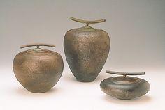 Ceramic Jar by Carol Green: Ceramic Jar available at www.artfulhome.com