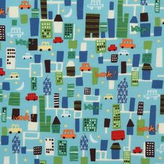 Michael Miller 100% cotton fabric by FavoriteLaundry on Etsy