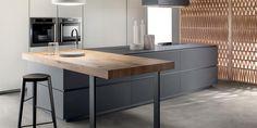Cucine Obliqua - Cucine Moderne di Design - Ernestomeda