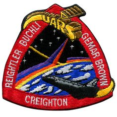 Space Patch, Edwards Air Force Base, Nasa Patch, Nasa Missions, Space Program, Our Solar System, Forensics, Space Shuttle, Space Travel