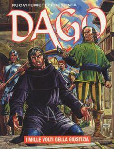 Fumetti EDITORIALE AUREA, Collana DAGO ANNEE 14