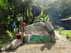 Welcome to Ditumabo Mother Falls adventure in Aurora, Philippines