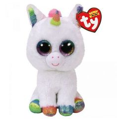 Beanie Boos - Pixy the White Unicorn Regular e23ad8e1c0d