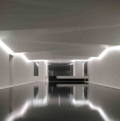 Another view of the indoor pool, Ireland by architect Carmody Groarke_