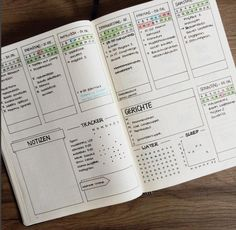bullet journal] Have fun and be creative! bullet journal] Have fun and be creative! Bullet Journal Tracker, Bullet Journal Inspo, Bullet Journal Layout, Bujo, Bullet Journel, Weekly Spread, Journal Pages, Journals, Notebooks