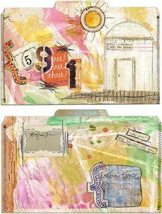 Mail Art for Lisa K |