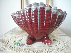 Vintage Diana  1940's Art Deco Vase   Made by silvermoonnostalgia