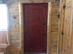 42 inch rustic style door with sidelight cabin ideas exterior