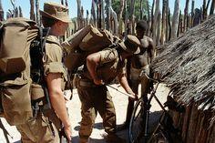 SADF patrol 1988 | Flickr - Photo Sharing!