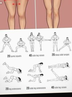 Top 10 Proven Exercises To Lose Inner Thigh Fat Fast Just In A Week Try these 10 ultimate upper thigh workouts and watch the fat burned off fast. These … Top 10 Proven Exercises To Lose Inner Thigh Fat Fast Just In A Week. Summer Body Workouts, Gym Workout Tips, Fitness Workout For Women, At Home Workout Plan, Fitness Workouts, Body Fitness, Workout Challenge, Workout Videos, Physical Fitness