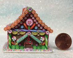Hansel & Gretel Style Miniature Old by EmilyFarmerMiniBears