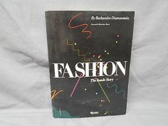 FASHION-THE-INSIDE-STORY-by-Barbaralee-Diamonstein-1985