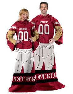 Use this Exclusive coupon code: PINFIVE to receive an additional 5% off the Arkansas Razorbacks Unisex Adult Comfy Throw at SportsFansPlus.com