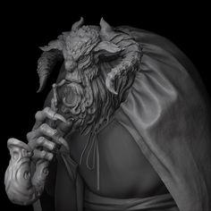 Darkness Monster, li jinggong on ArtStation at http://www.artstation.com/artwork/practice-6e79f290-495d-429b-a47d-214f47db2df3