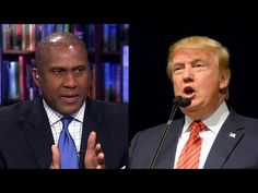 """Tavis Smiley Calls Out Corporate Media for Uncritical Coverage of """"Racial Arsonist"""" Donald Trump - YouTube"""