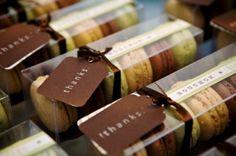 Caixa de macarons como lembrancinha (Gabi) | Noiva.com