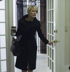 "13 Reasons Claire Underwood Of ""House Of Cards"" Is A Fashion Icon"