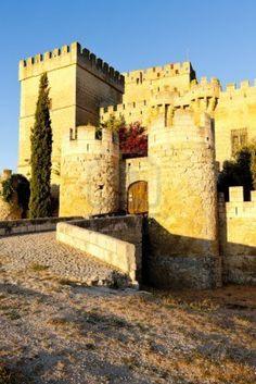 Castillo de Ampudia,Palencia  Castilla y León, España