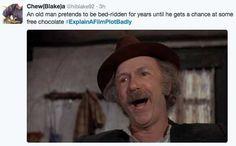 Star Citizen, Movie Plots Explained Badly, Roald Dahl Characters, Explain A Film Plot Badly, Funny Memes, Jokes, Funny Drunk, 9gag Funny, Memes Humor