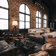 WEBSTA @ highclass_homes - Follow @lux.life.co for more!-The #Loft designed by Architect and 3D Artist Elkhodiery Yasser-| © All credits correspond to photographer/designer/owner/creator |