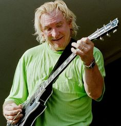Joe Walsh..Equally good with The James Gang, solo, or with The Eagles